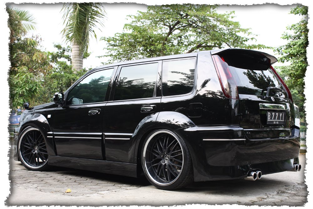Car Modification: Black Car Modif