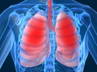 Дефицит витамина D распространён среди пациентов с заболеваниями лёгких