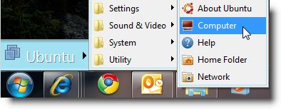 Cómo ejecutar Ubuntu en Windows 7 en 5 clis