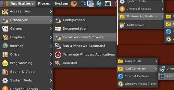 Como instalar software Windows en Linux Instalar programas en Linux (Ubuntu, Debian, Fedora, Suse ...emulador de windows