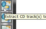 Extraer y Convertir CDs mp3 musica grabar audio