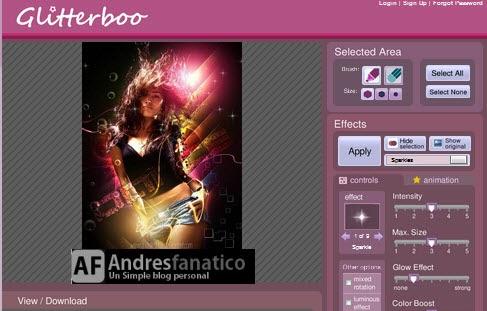 Como decorar fotos e imagenes online gratis pcwebtips - App decorar fotos ...
