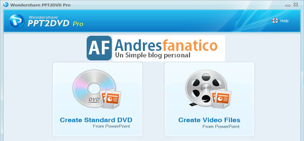 Power Point DVD video Gratis