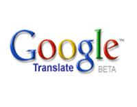 Widget Google Translate