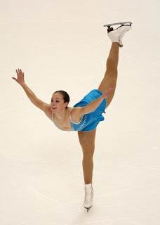 Kimmie Meissner The 2006 World Champion And 2007 US Has Withdrawn From 2009 ATT Figure Skating Championships In Cleveland Ohio