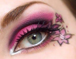 Top girl makeup