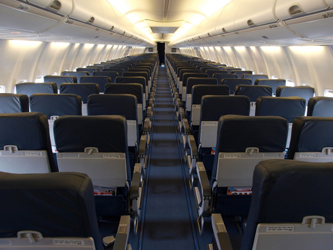 Bien choisir son si ge en avion bon voyage for Avion jetairfly interieur