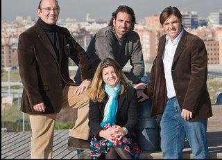 tu tenis nuestro proyecto,Ana, Miguel, Tati y Jacobo