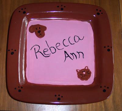Kristina's platter