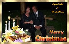 Minha amada maninha Marly Maria e seu marido!