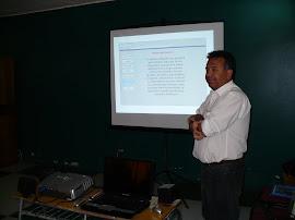 Invitado por la Universidad de Atacama 2009