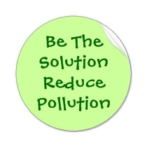Slogans about vehicle pollution?