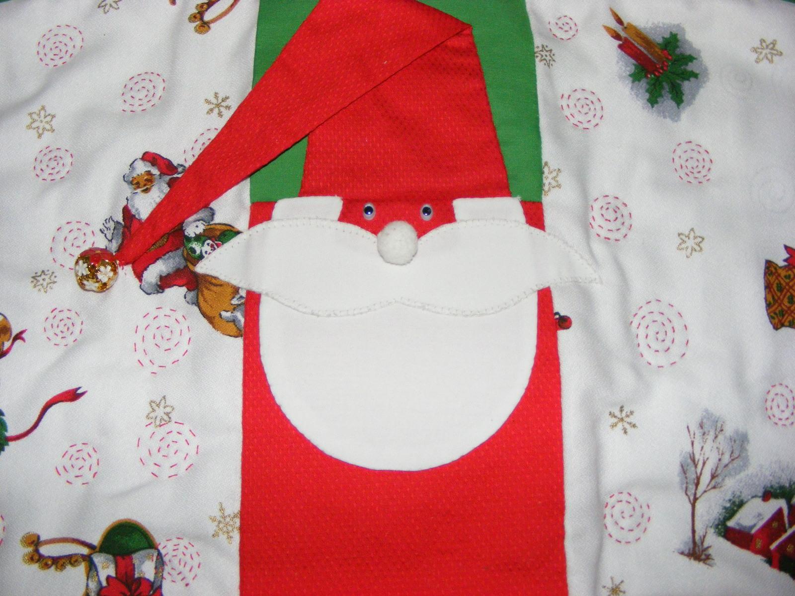 El taller para la abuela nana manteles individuales de - Manteles para navidad ...