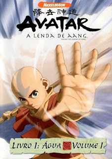 Avatar+ +A+Lenda+de+Aang+ +Livro+1+Agua Download   Avatar Livro 1: Água Dublado – DVDRip