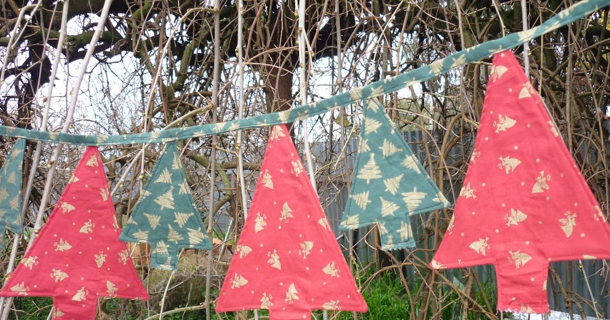 Fabric Buntings And Other Creations There Are 99 Days