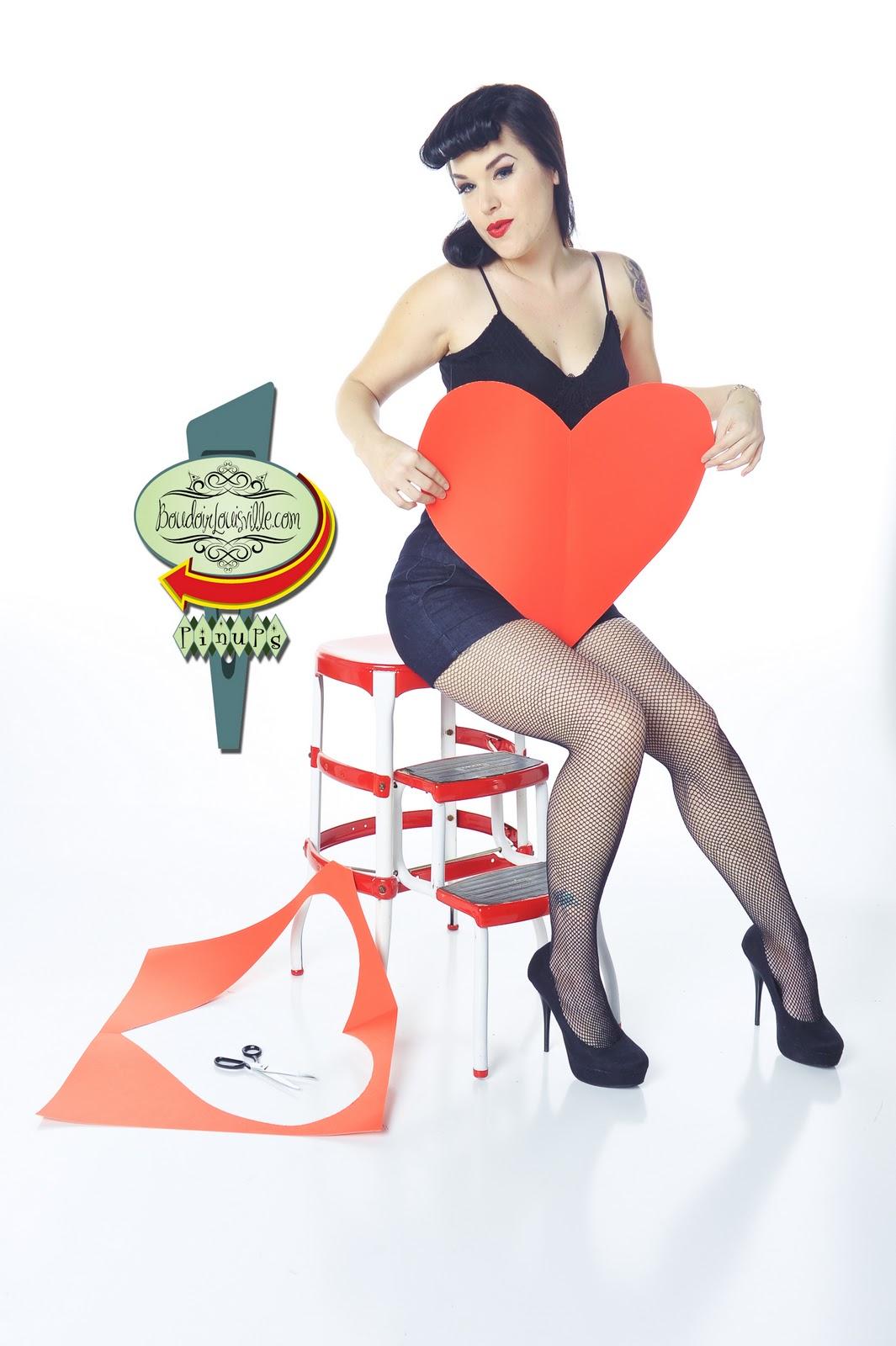 Studio betties pin up boudoir photography Boys Like Girls - Love Drunk - m Music