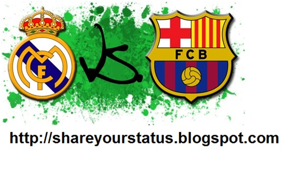 real madrid vs barcelona live score. Watcl live Real madrid vs