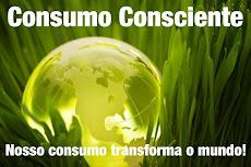 Novo blog - Consumo Consciente e Sustentável