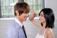 JJ Lin / Lin Jun Jie and Charlene Choi / Cai Zhuo Yan
