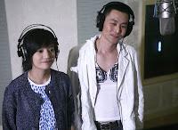 Vicki Zhao Wei and Chen Yi Fan
