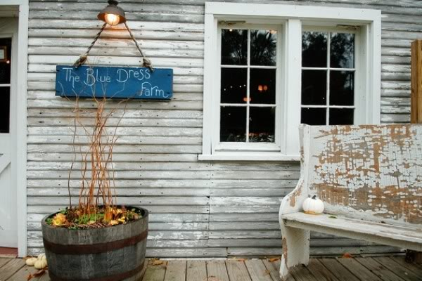 Rustic Decorations For Wedding