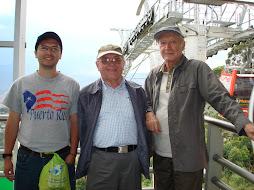 visitando a Winfrido nuestro hermano mayor