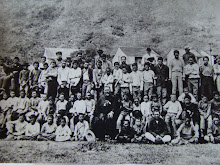 con los leprosos en Molokai