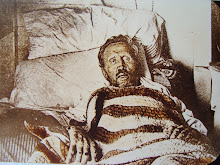 pocos dias entes de su muerte en 1889