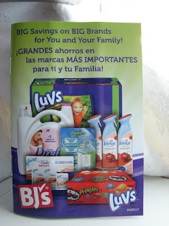 Coupons Inside Specially Marked Luvs Diapers