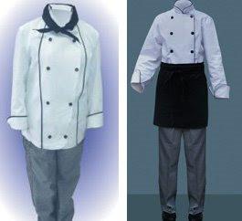 Inca chefs club vestuario profesional de un cocinero for Uniformes de cocina precios