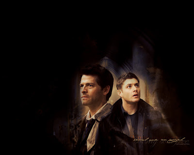 wallpapers supernatural. Supernatural wall papers I