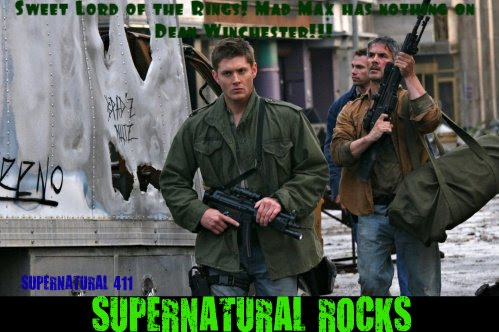 supernatural rocks