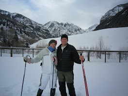 Cross Country Skiing in Telluride