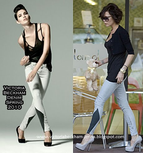 In VB's Closet: Victoria Beckham Denim - Spring 2010
