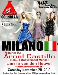 Soundlab Milano in CDO