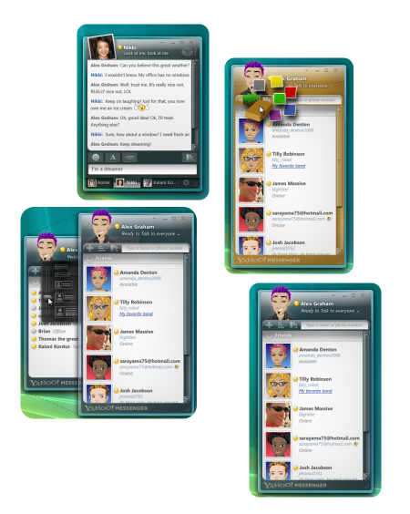 multi messenger: