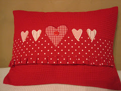 Valentines Pillows - For Sale