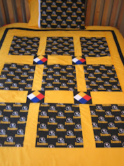 Pittsburgh Steelers Duvet & Pillowcase