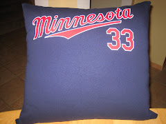 Twins T-shirt Pillow Cover