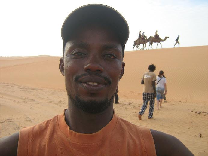 Al desiertode lompul