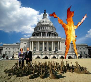 Burning+Money U.S. has $61.6 Trillion in Unfunded Obligations; $534,000 per Household