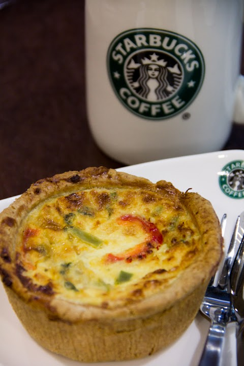 Lunch @ Starbucks