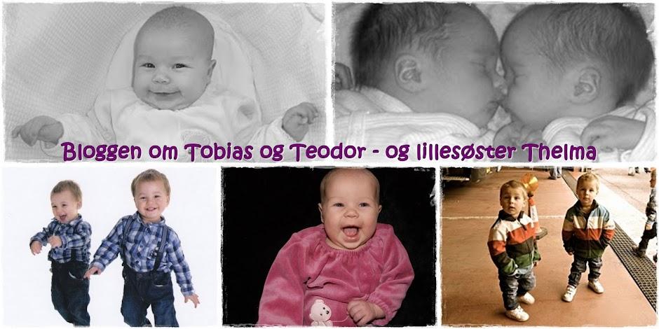 Tobias og Teodor