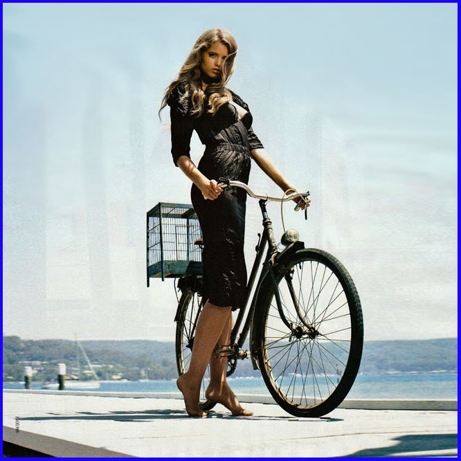 Ljepotice i bicikli Bike+Beauty+5432