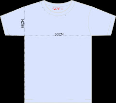 T SHIRT MEASUREMENT