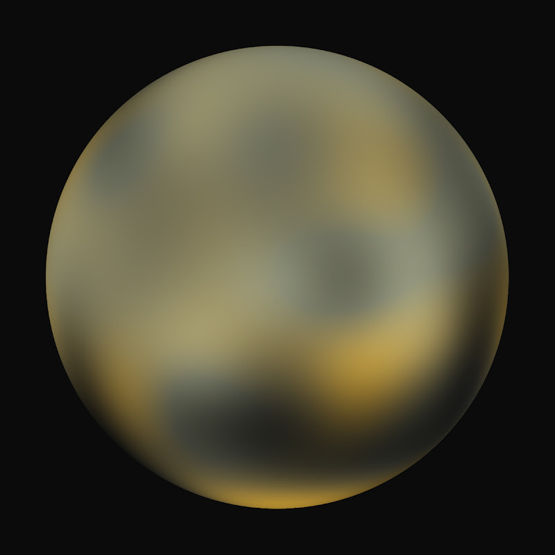 Pluto: 270 Degrees Longitude