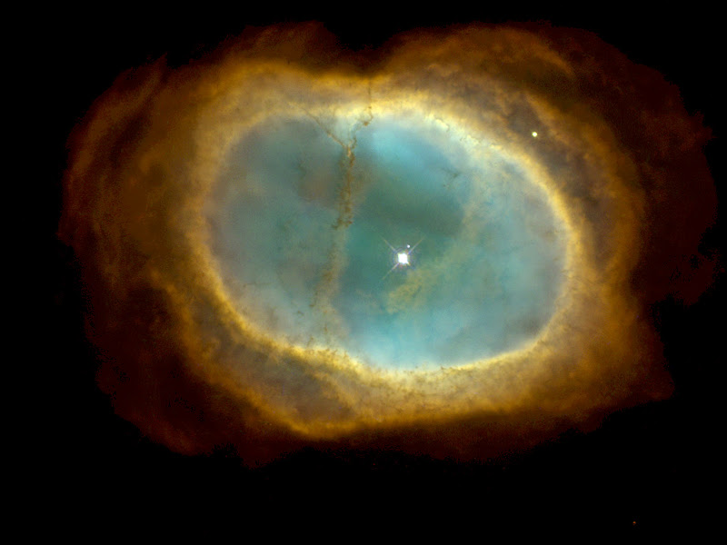 Eight-Burst or Southern Ring Nebula, NGC 3132