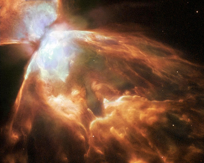 Bug Planetary Nebula, NGC 6302