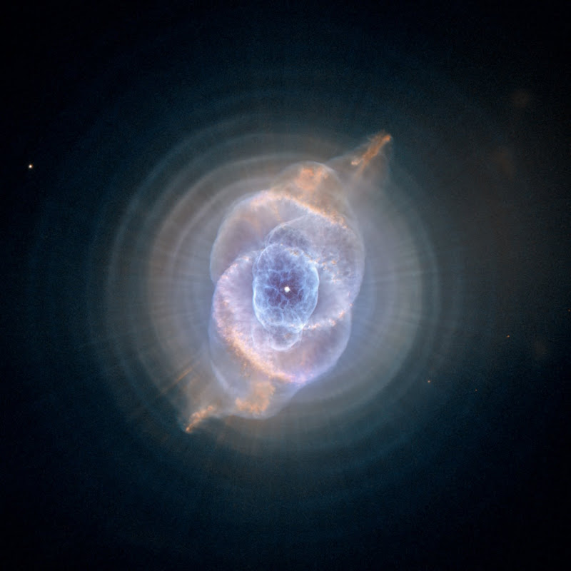 Cat's Eye Planetary Nebula, NGC 6543