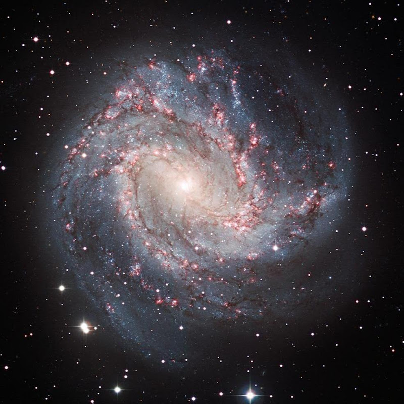 M83 Taken at ESO in La Silla, Chile